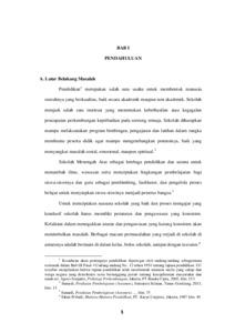 Skripsi Regulasi Emosi Pdf